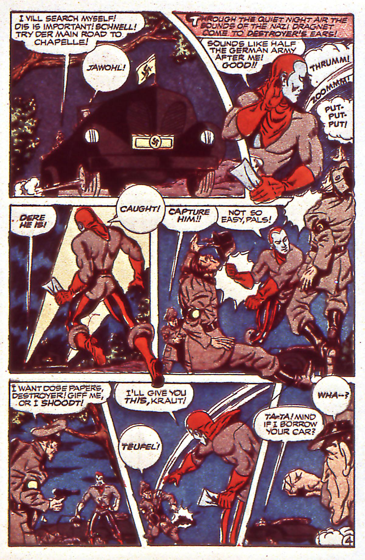 Read online All-Winners Comics comic -  Issue #12 - 45