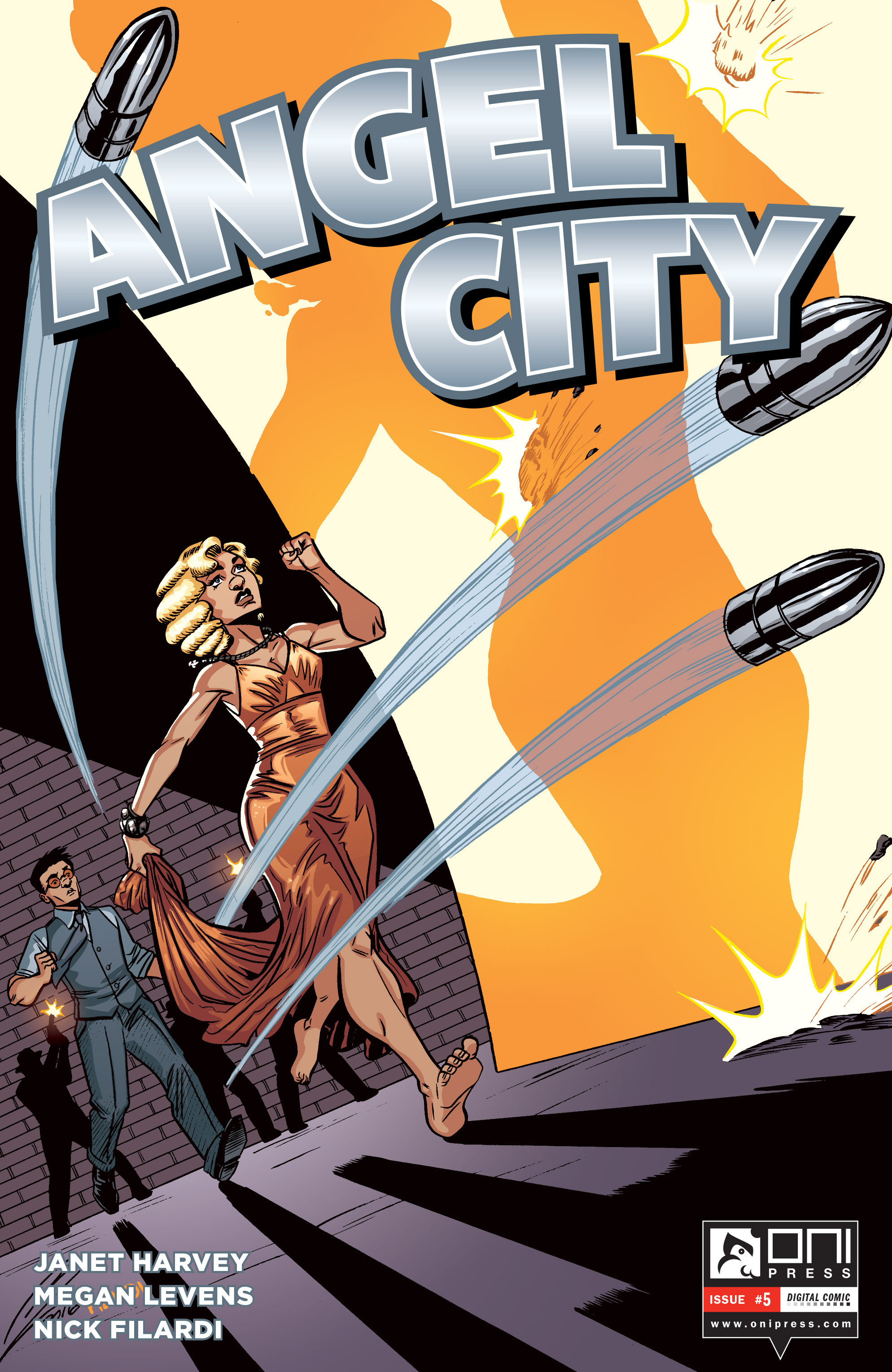 Read online Angel City comic -  Issue #5 - 1