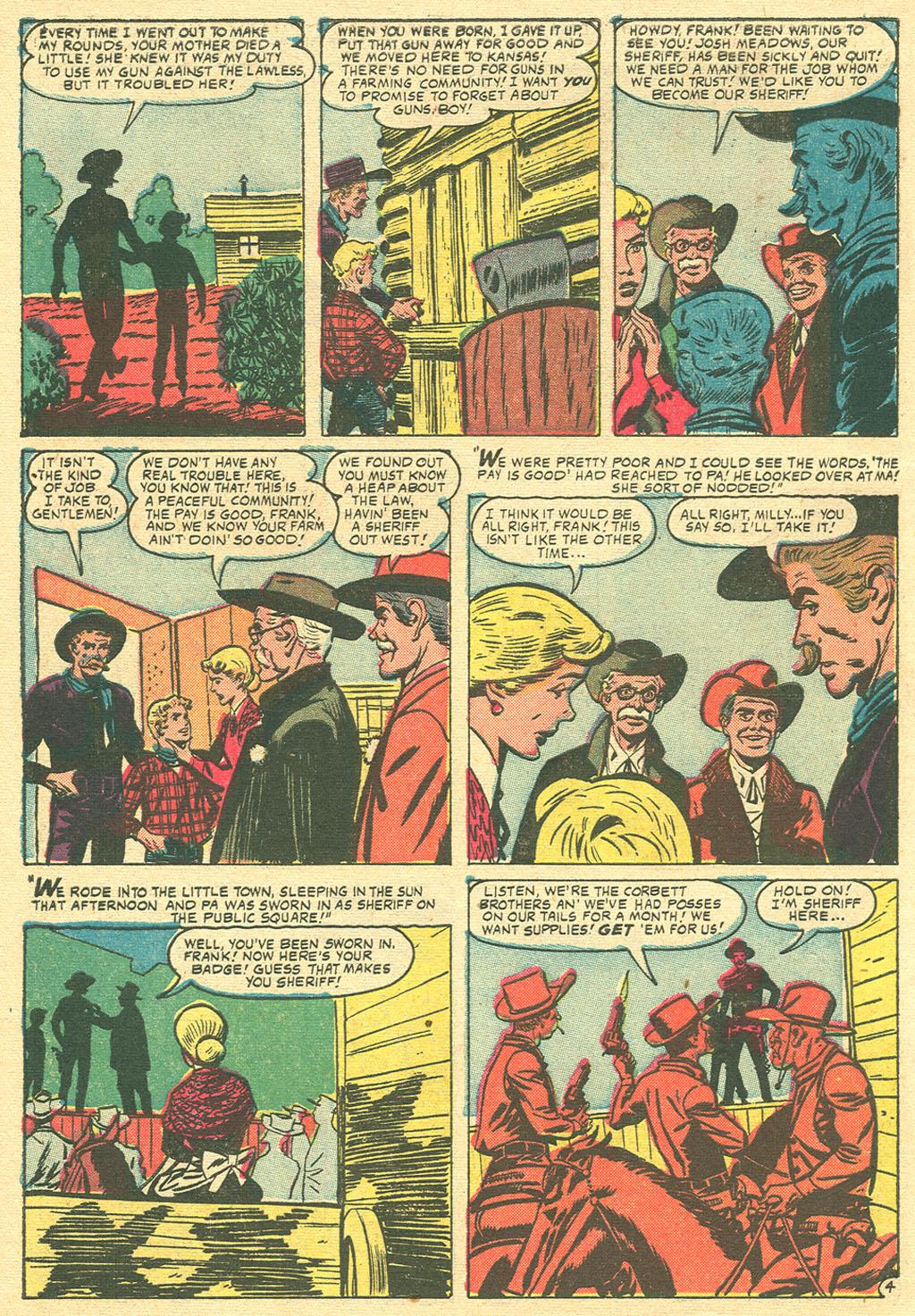 Read online Two-Gun Kid comic -  Issue #36 - 6