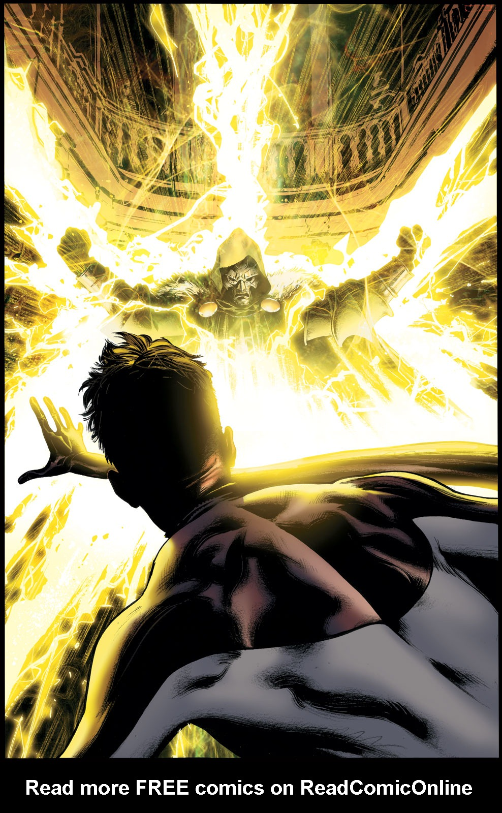 Read online Ultimate Fantastic Four (2004) comic -  Issue #32 - 2