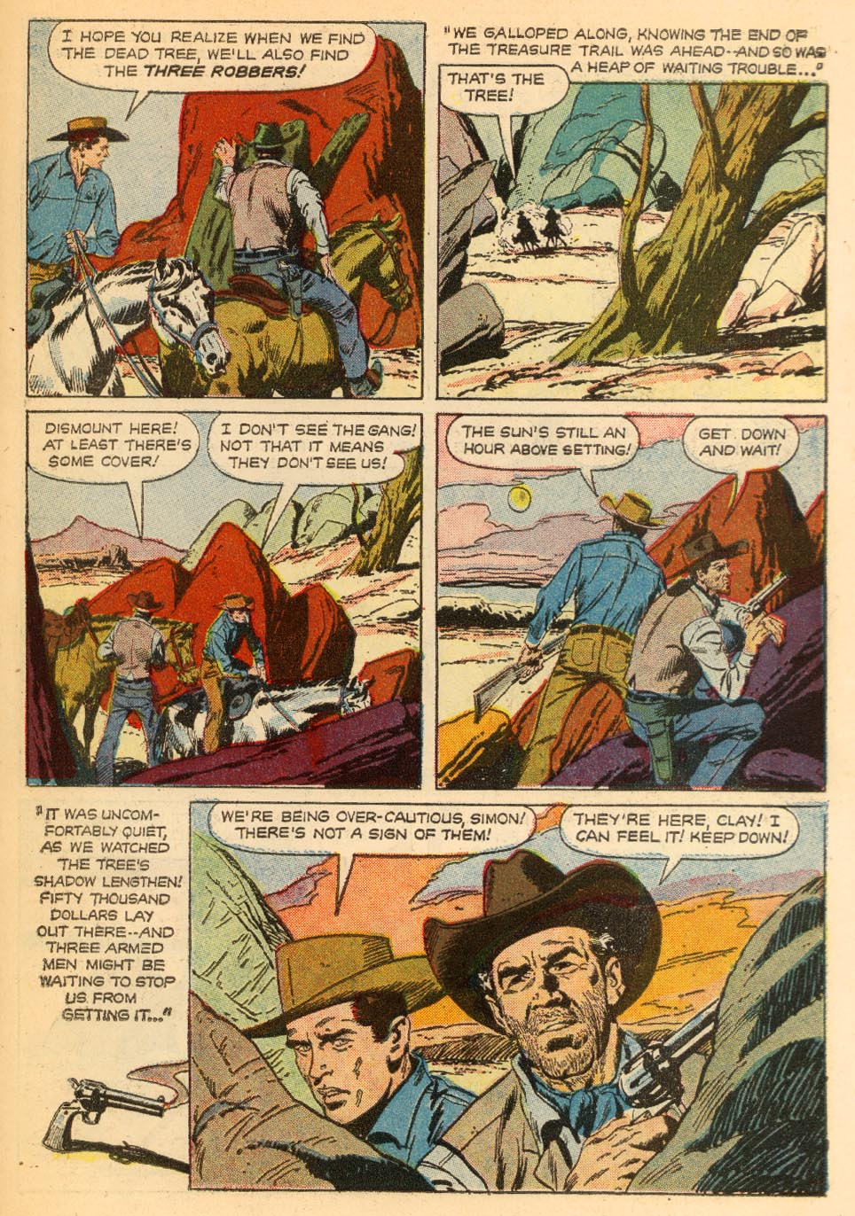 Four Color Comics issue 1077 - Page 31