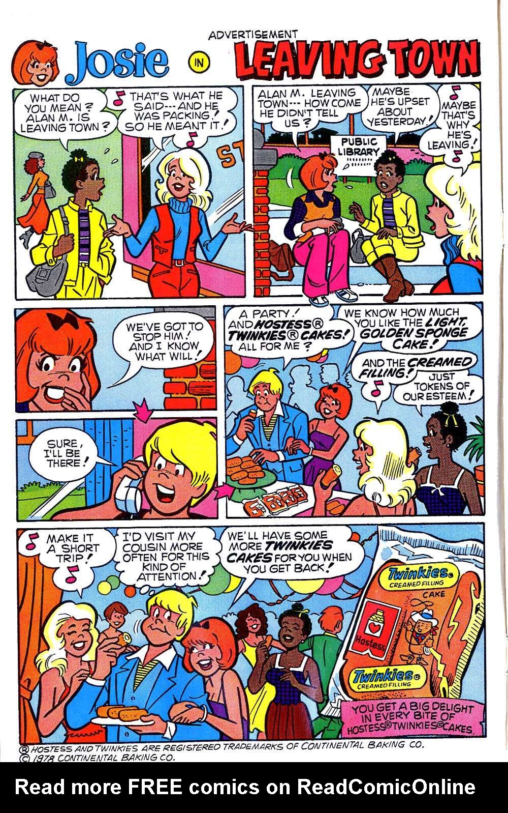 Read online Archie (1960) comic -  Issue #278 - 2
