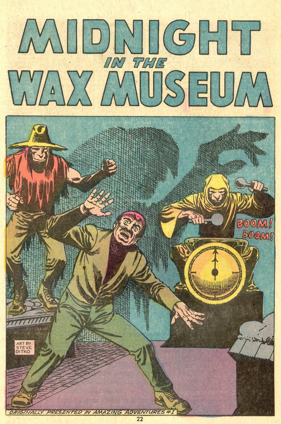Strange Tales (1951) issue 175 - Page 16
