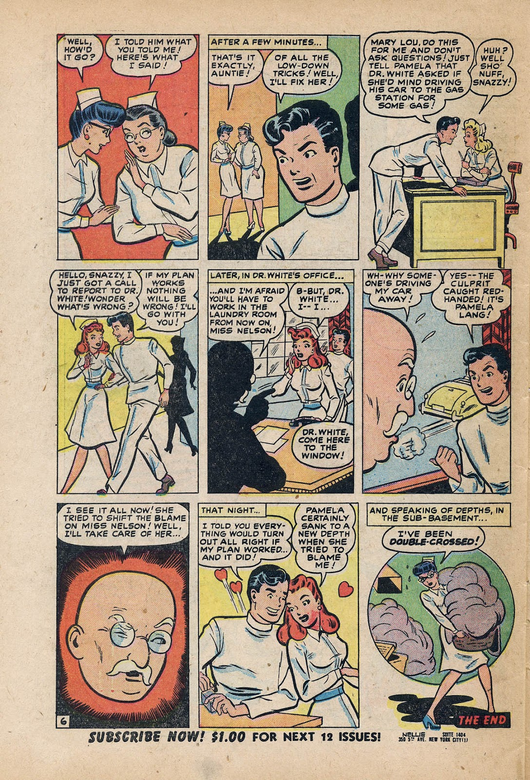 Nellie The Nurse (1945) issue 27 - Page 32