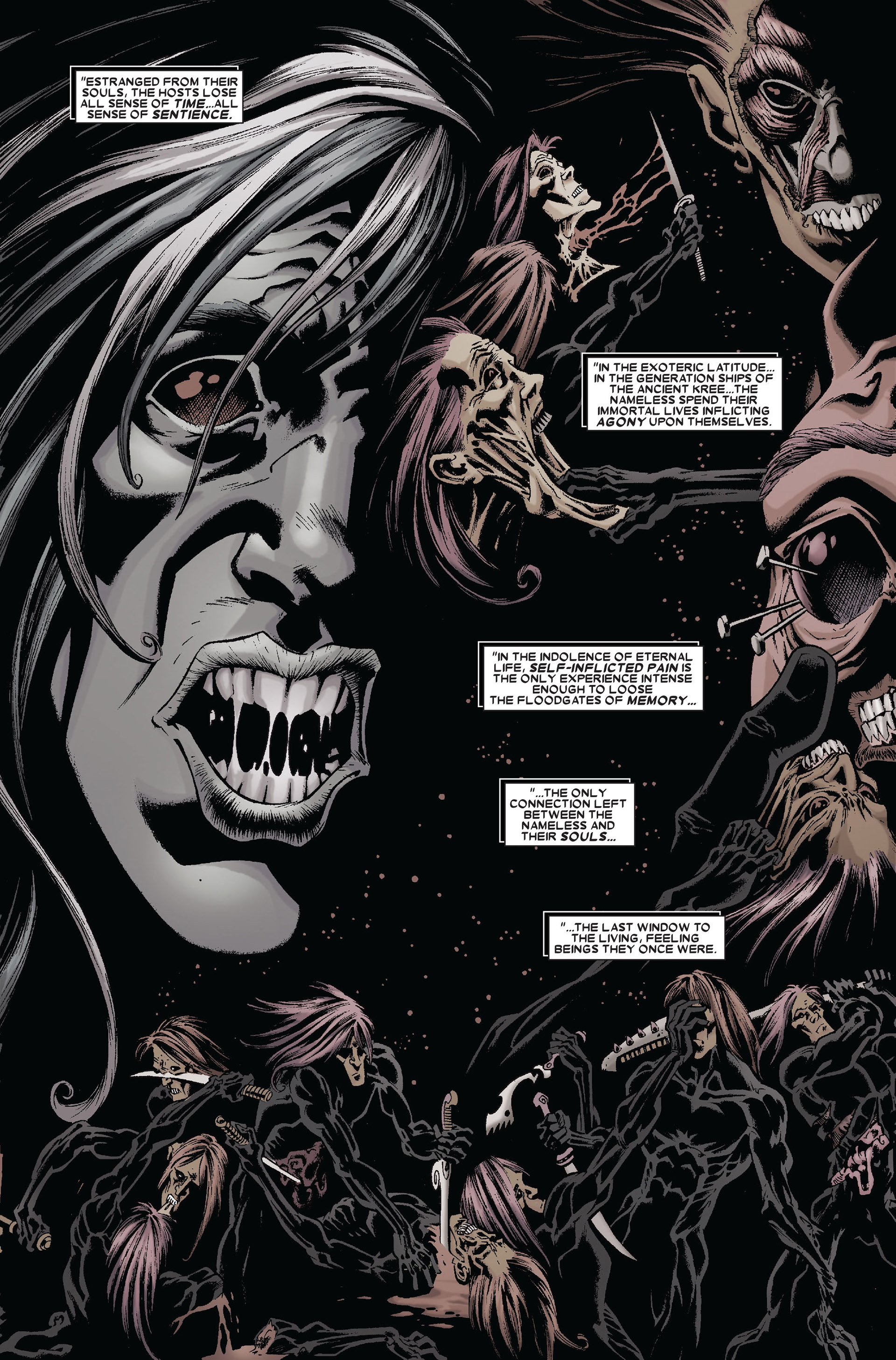 Read online Annihilation: Conquest - Wraith comic -  Issue #2 - 22