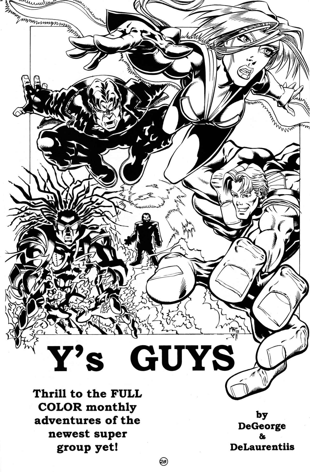 Read online Dr. Weird (1997) comic -  Issue #2 - 30