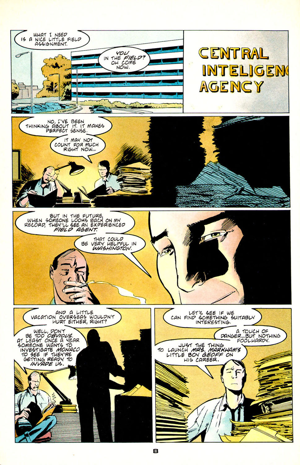 Jon Sable, Freelance issue 54 - Page 10