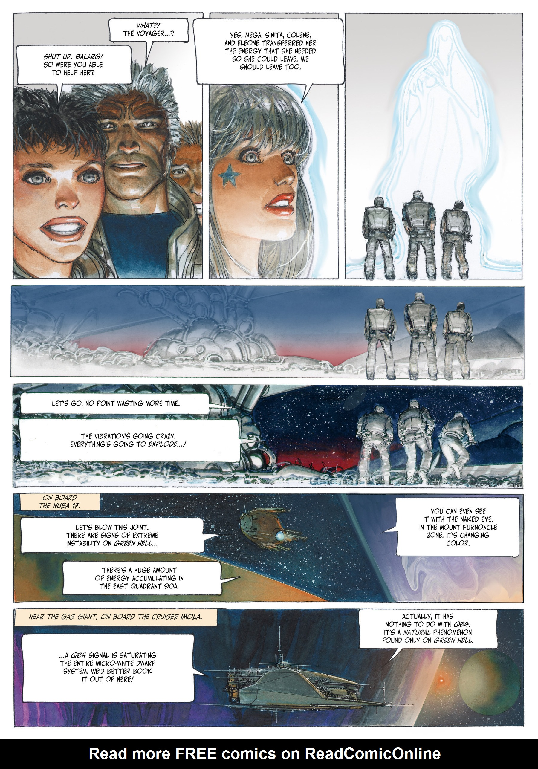 Read online The Fourth Power comic -  Issue #3 - 61
