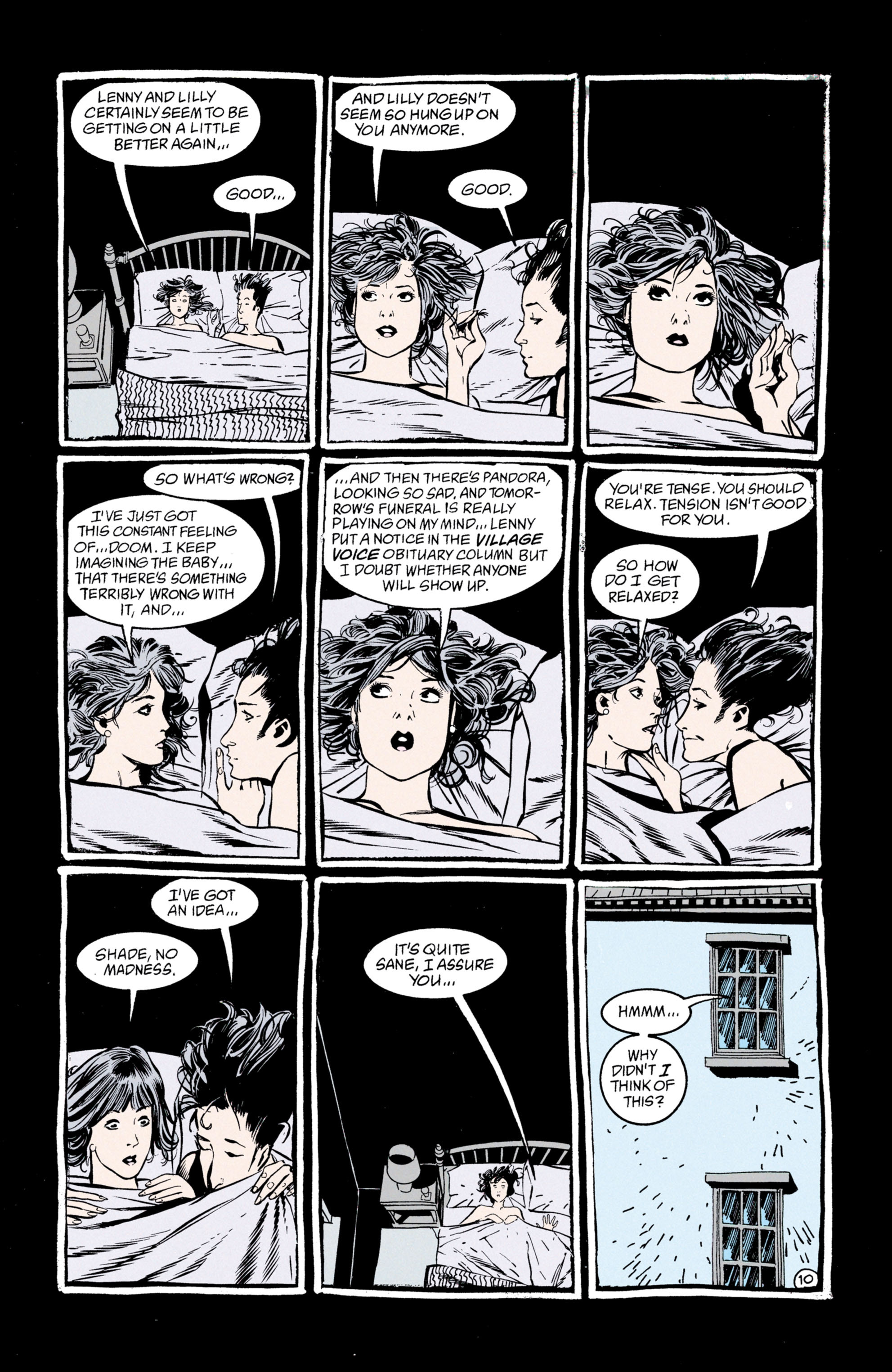 Read online Shade, the Changing Man comic -  Issue #50 - 11