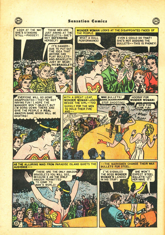 Read online Sensation (Mystery) Comics comic -  Issue #86 - 10