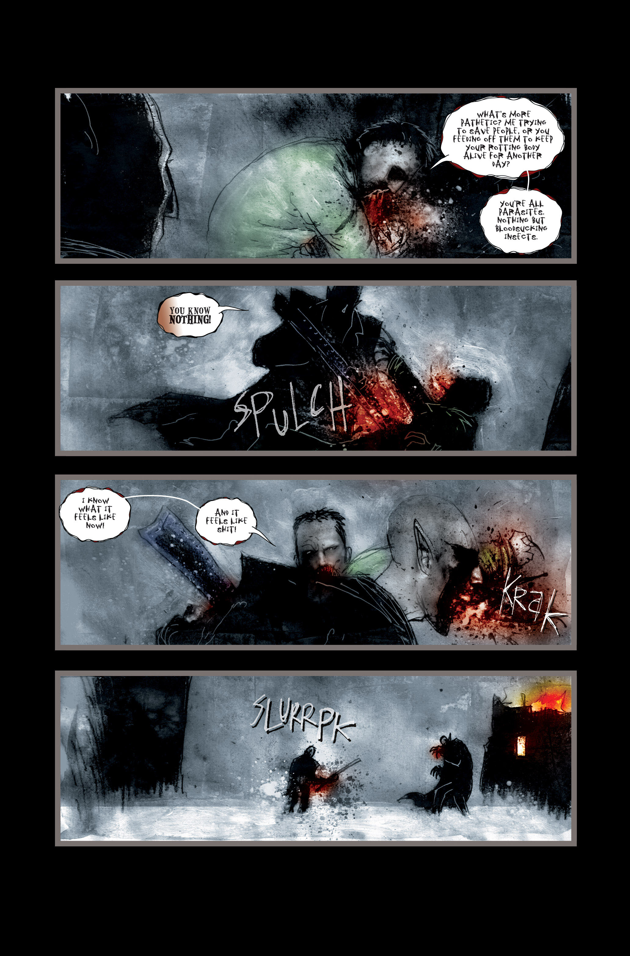 Read online 30 Days of Night (2002) comic -  Issue #3 - 21