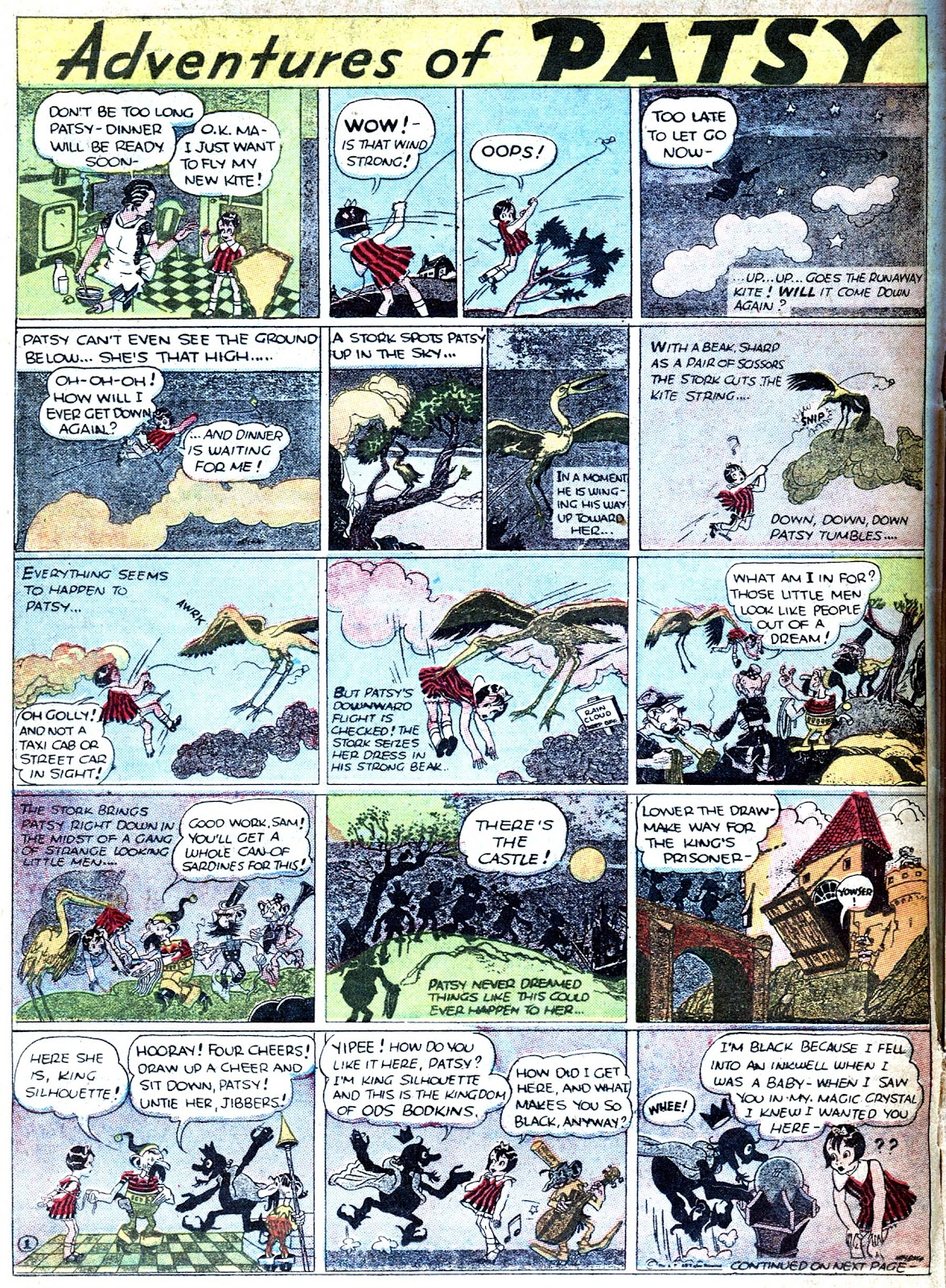Read online Famous Funnies comic -  Issue #29 - 24