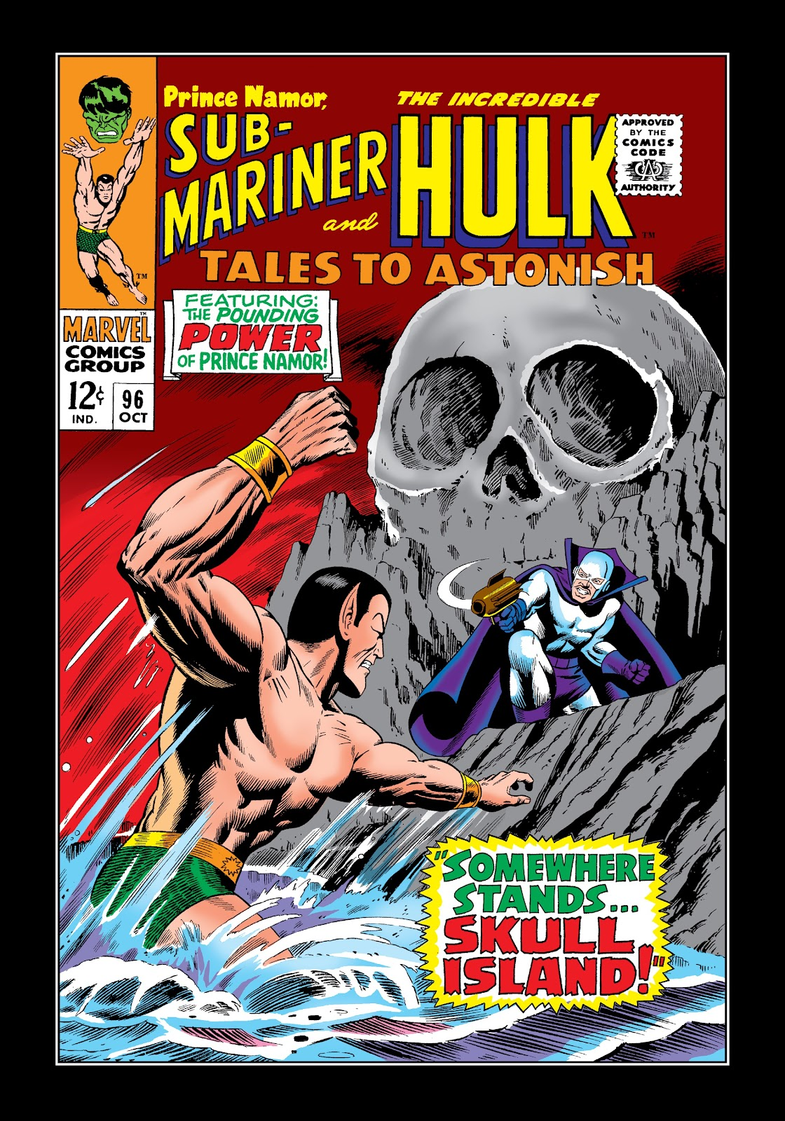 Read online Marvel Masterworks: The Incredible Hulk comic -  Issue # TPB 3 (Part 2) - 83