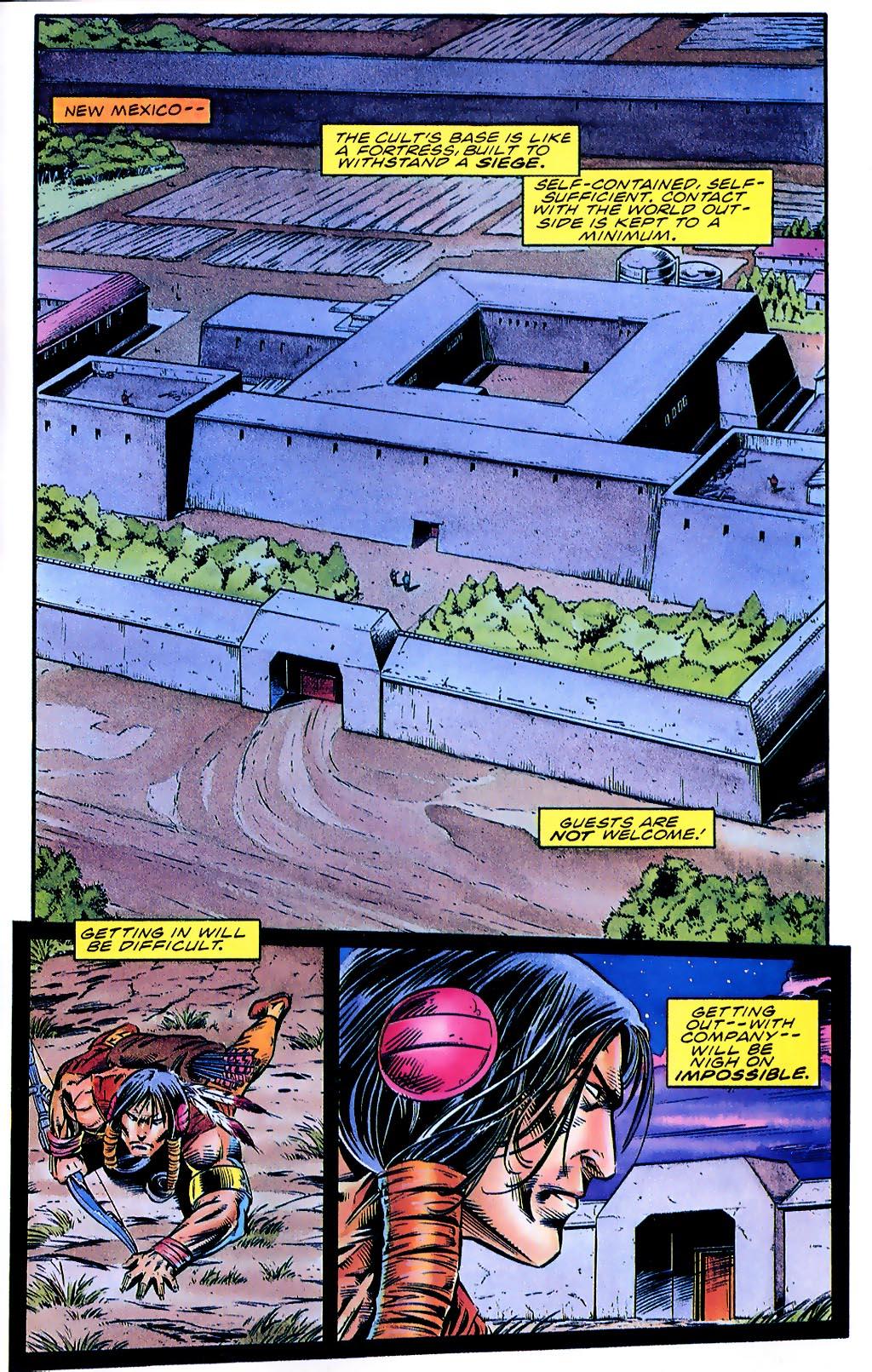 Read online Turok, Dinosaur Hunter (1993) comic -  Issue #41 - 14