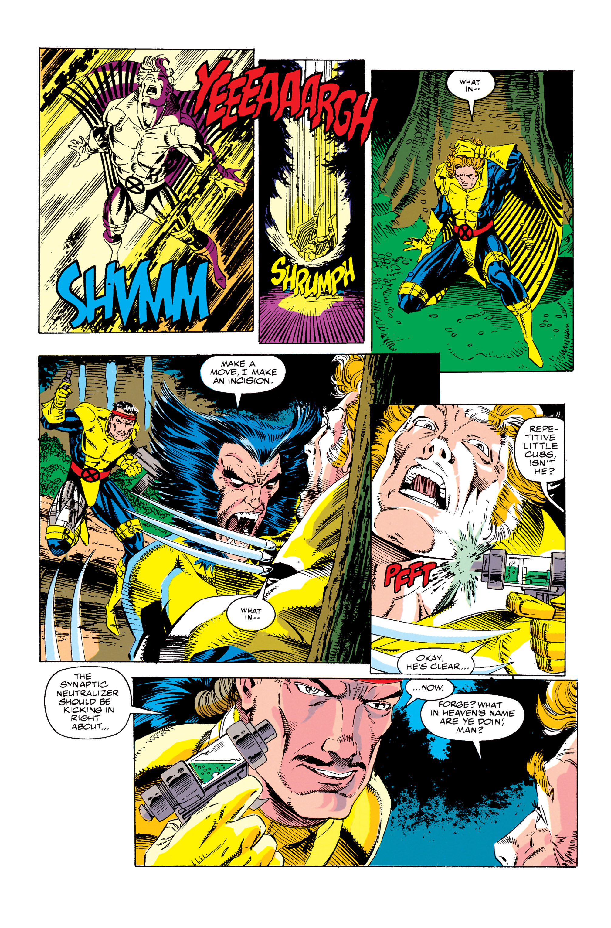 Read online X-Factor (1986) comic -  Issue #69 - 10