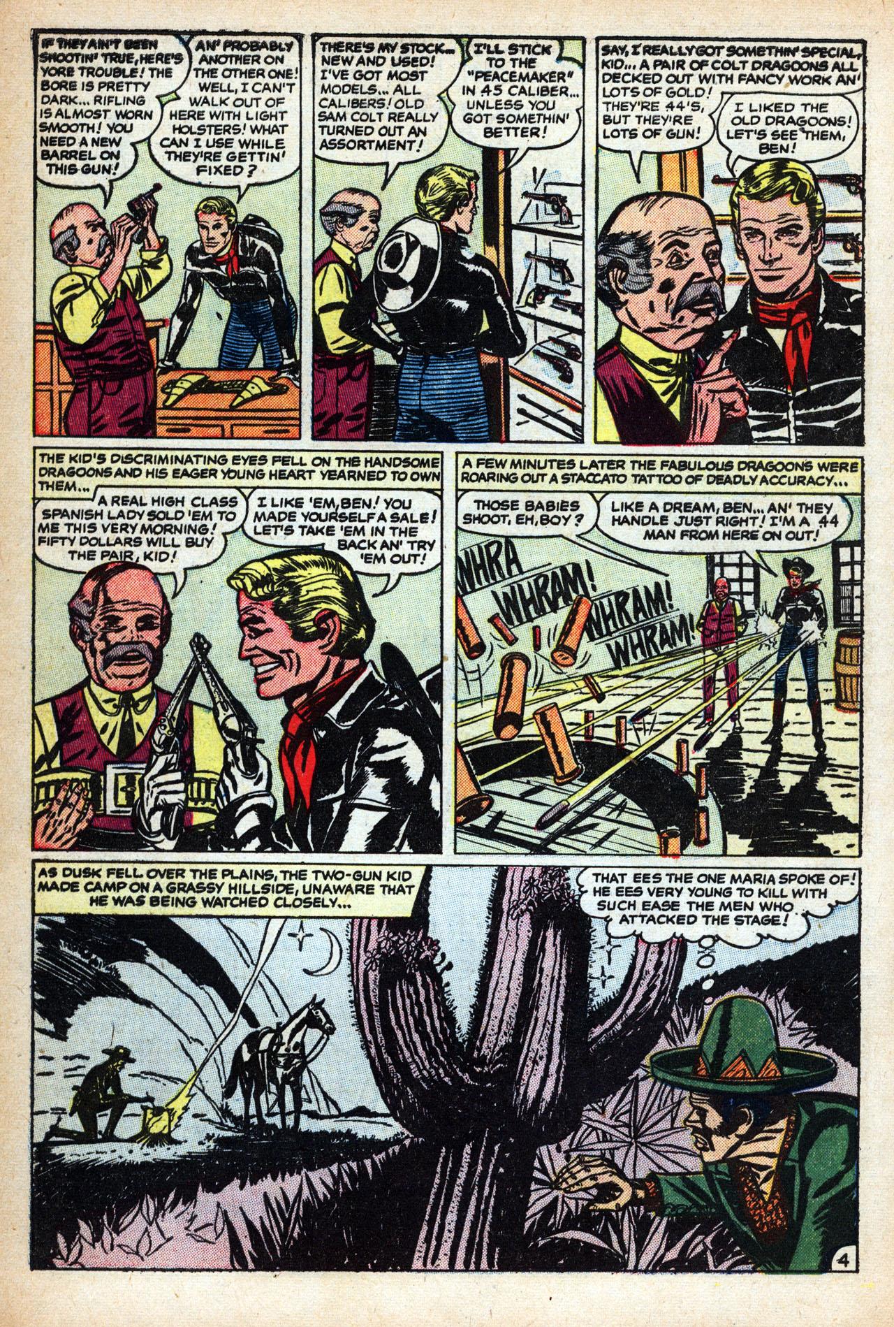 Read online Two-Gun Kid comic -  Issue #15 - 6