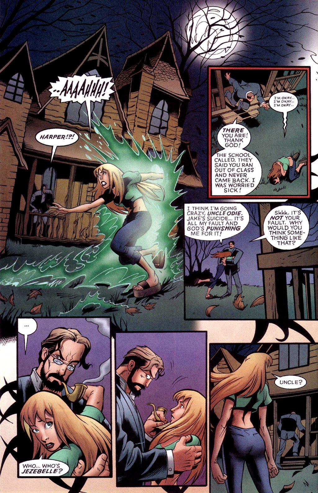 Read online Jezebelle comic -  Issue #1 - 20
