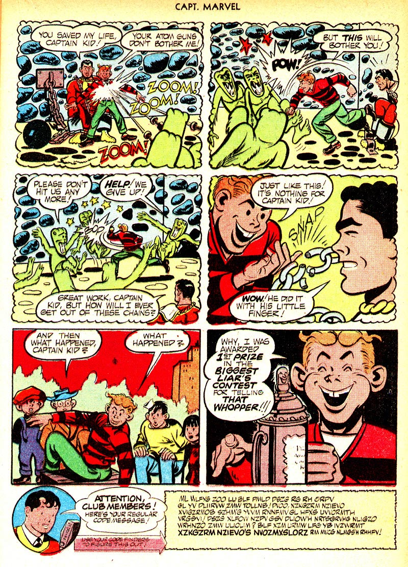 Captain Marvel Adventures issue 88 - Page 17