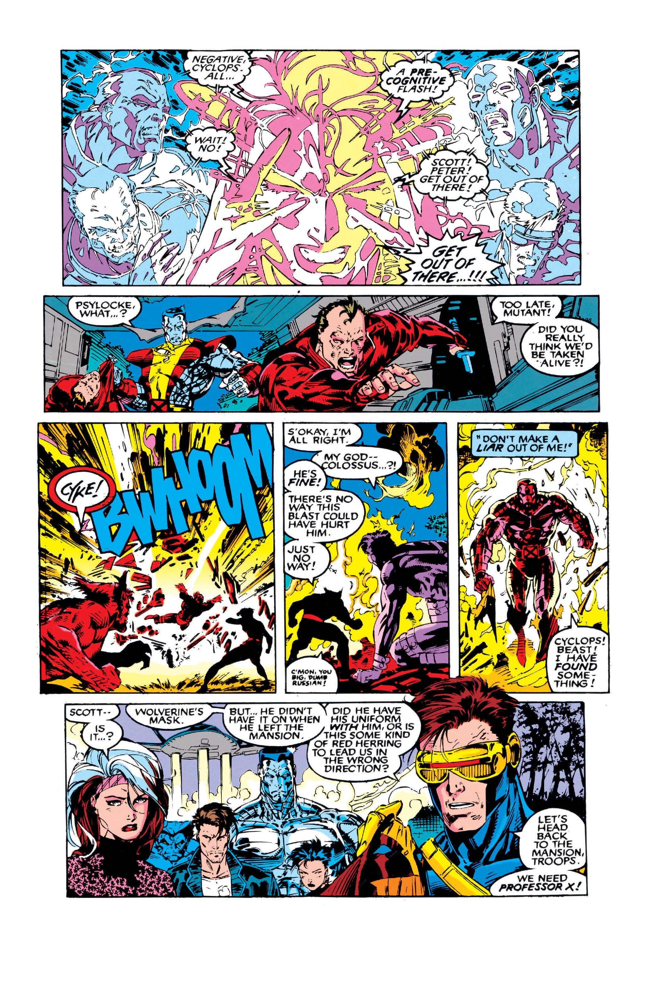X-Men (1991) 5 Page 6