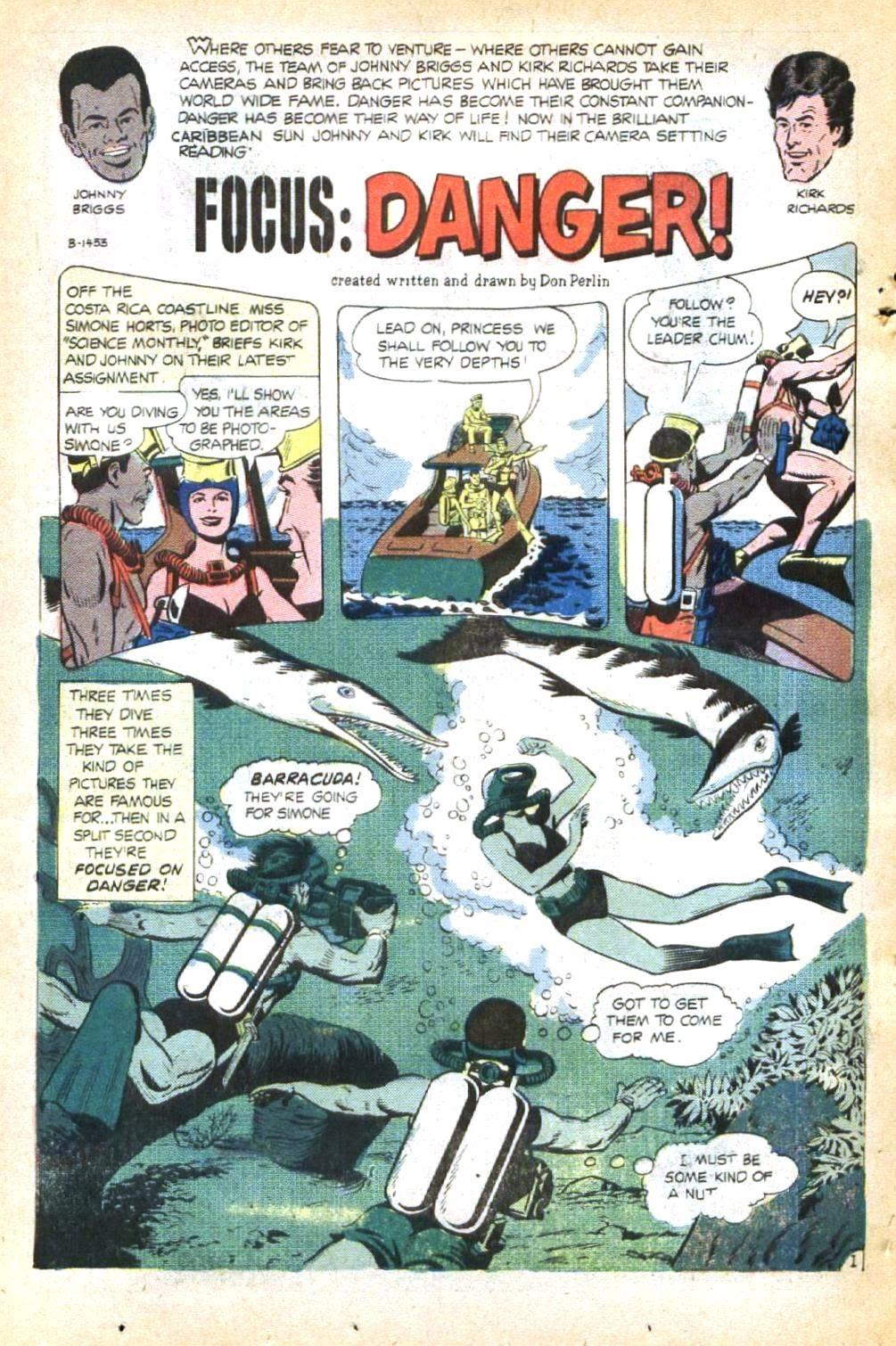 Strange Suspense Stories (1967) issue 3 - Page 14