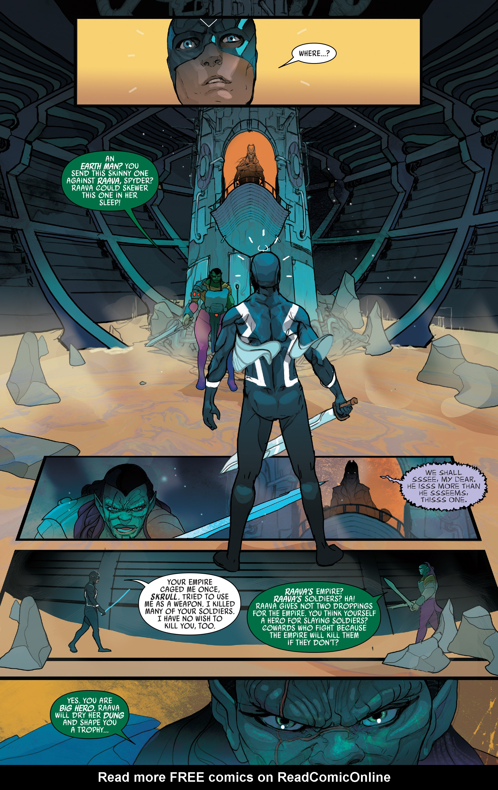 Read online Black Bolt comic -  Issue #2 - 13