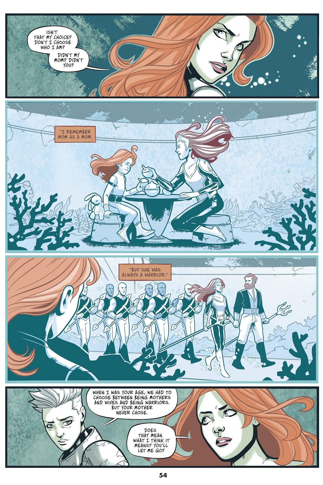 Read online Mera: Tidebreaker comic -  Issue # TPB (Part 1) - 54