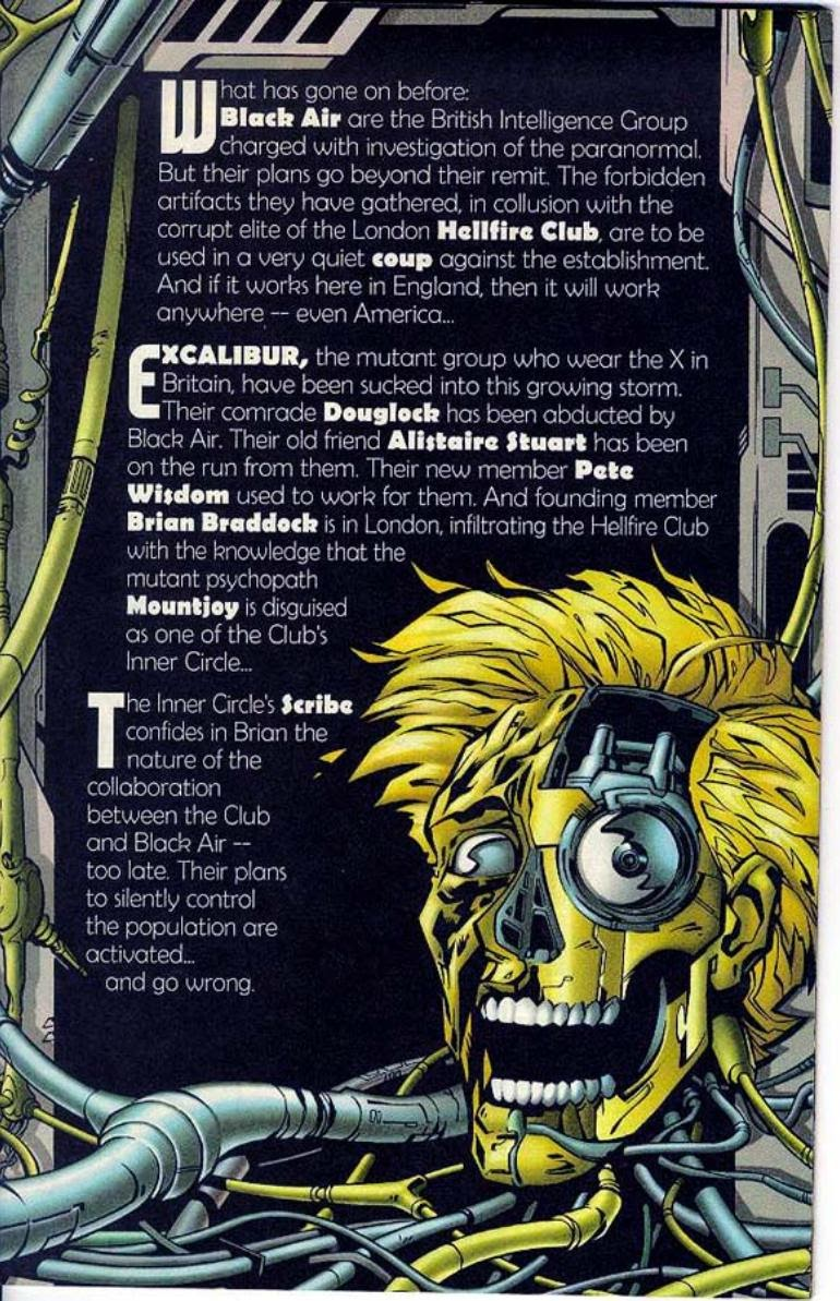 Excalibur (1988) issue 100 - Page 29