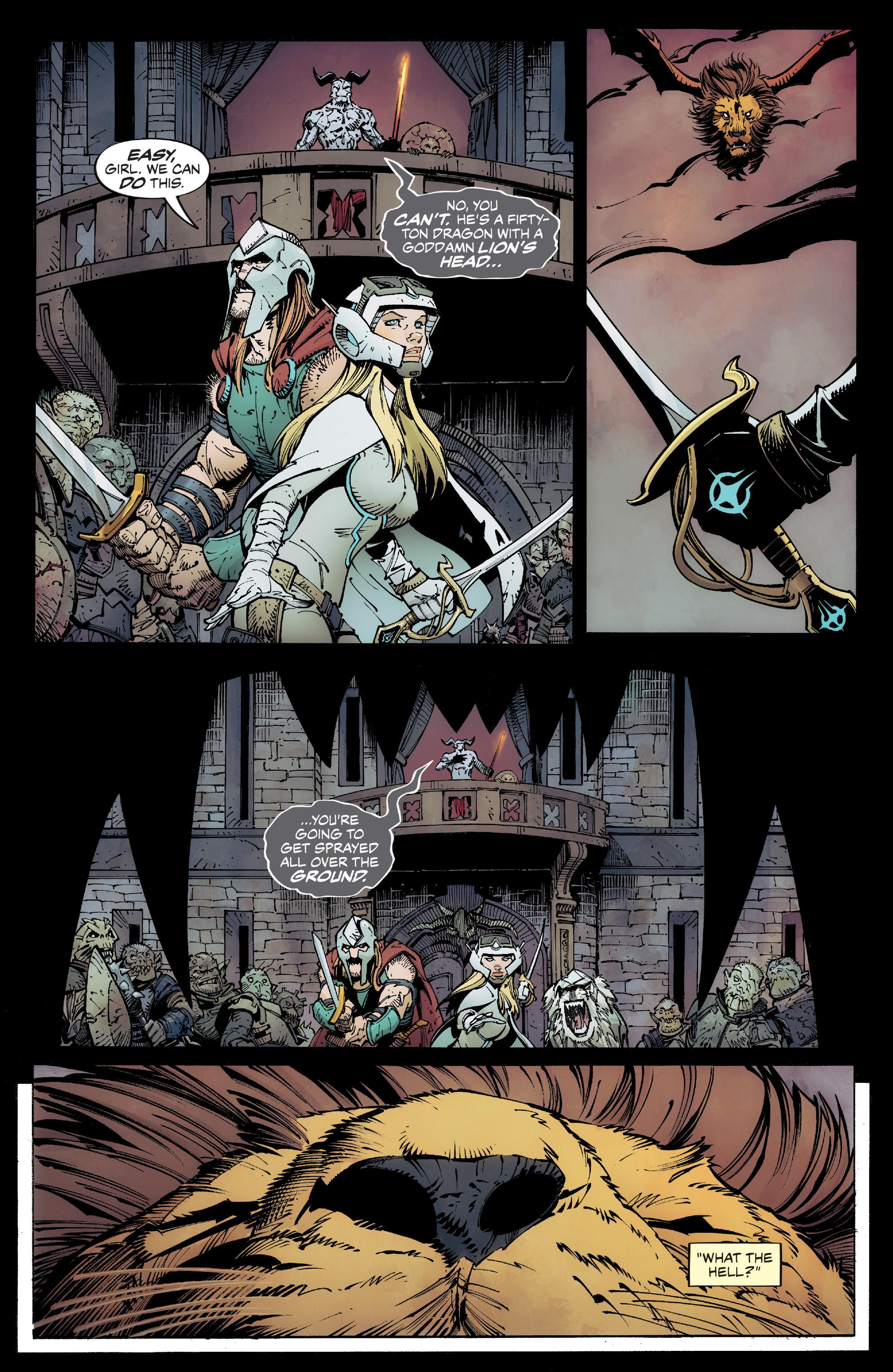 Read online Reborn comic -  Issue #6 - 12