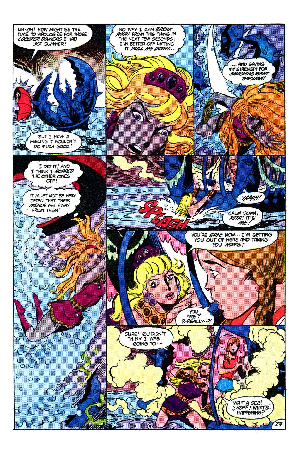 Read online Amethyst, Princess of Gemworld comic -  Issue # _Annual 1 - 30