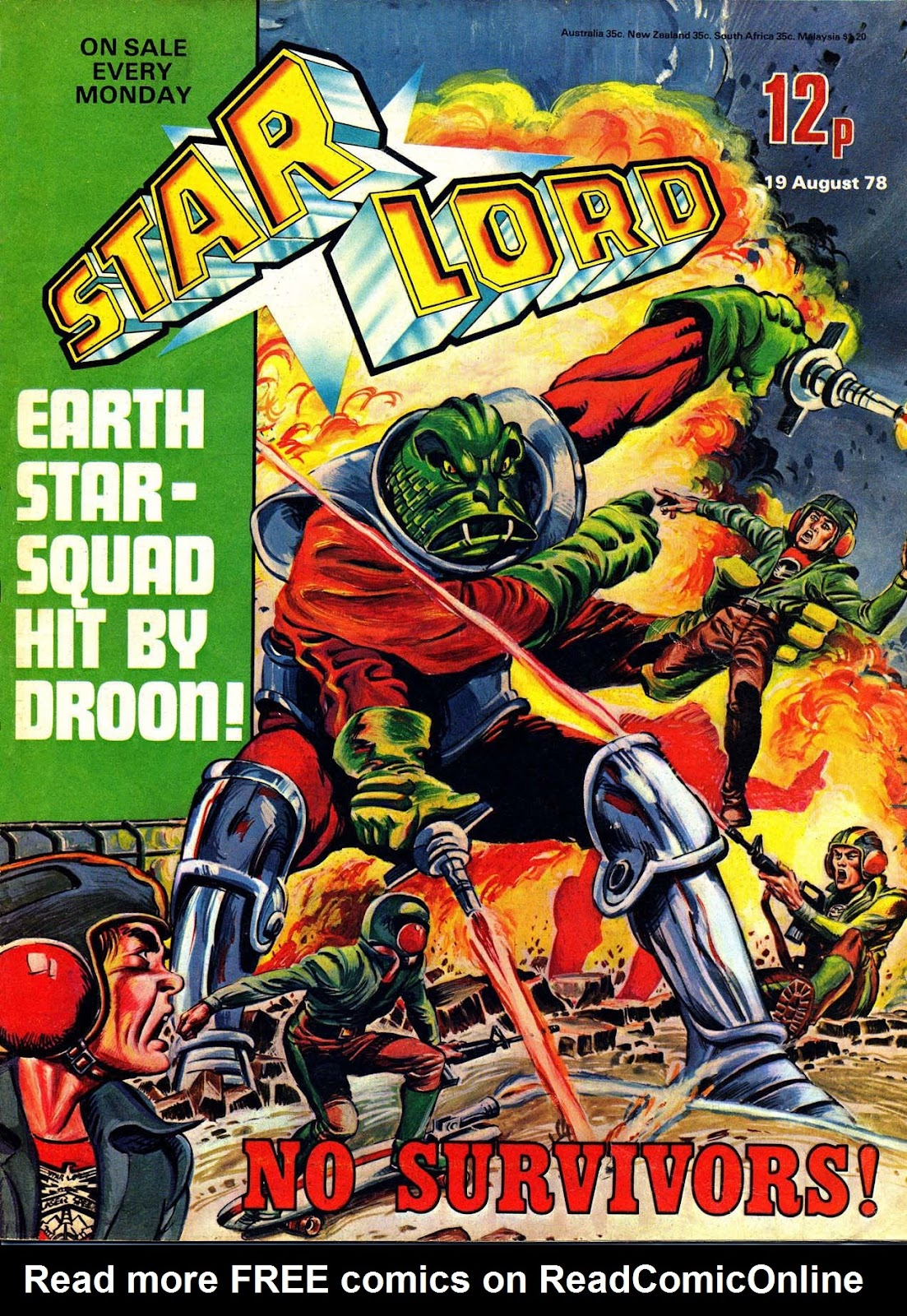 Starlord (1978) issue 15 - Page 1