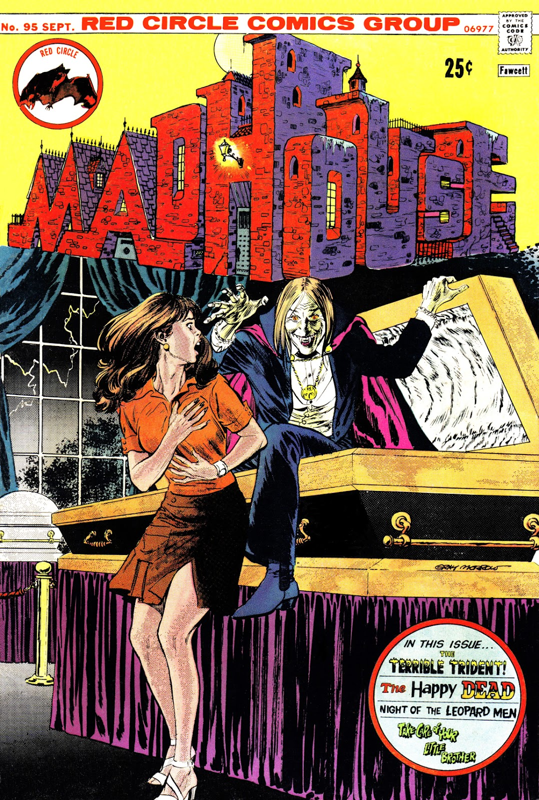 Read online Madhouse Comics comic -  Issue #95 - 1