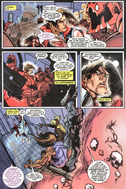 Read online Alpha Flight (1997) comic -  Issue #12 - 18