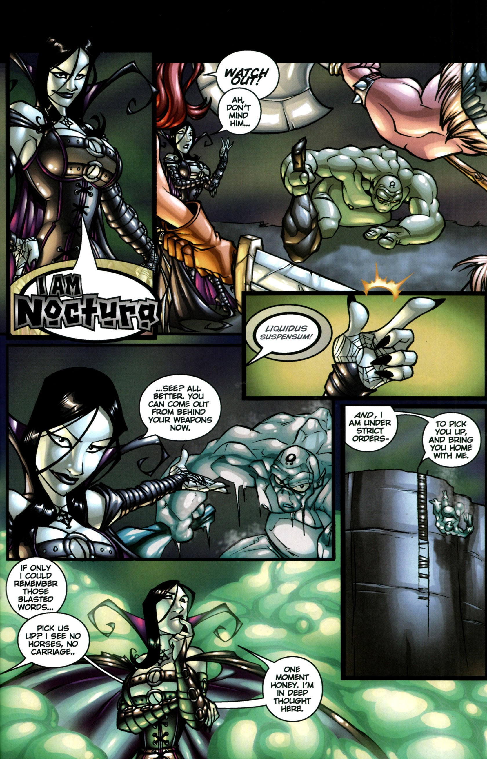Read online Abiding Perdition comic -  Issue #2 - 22