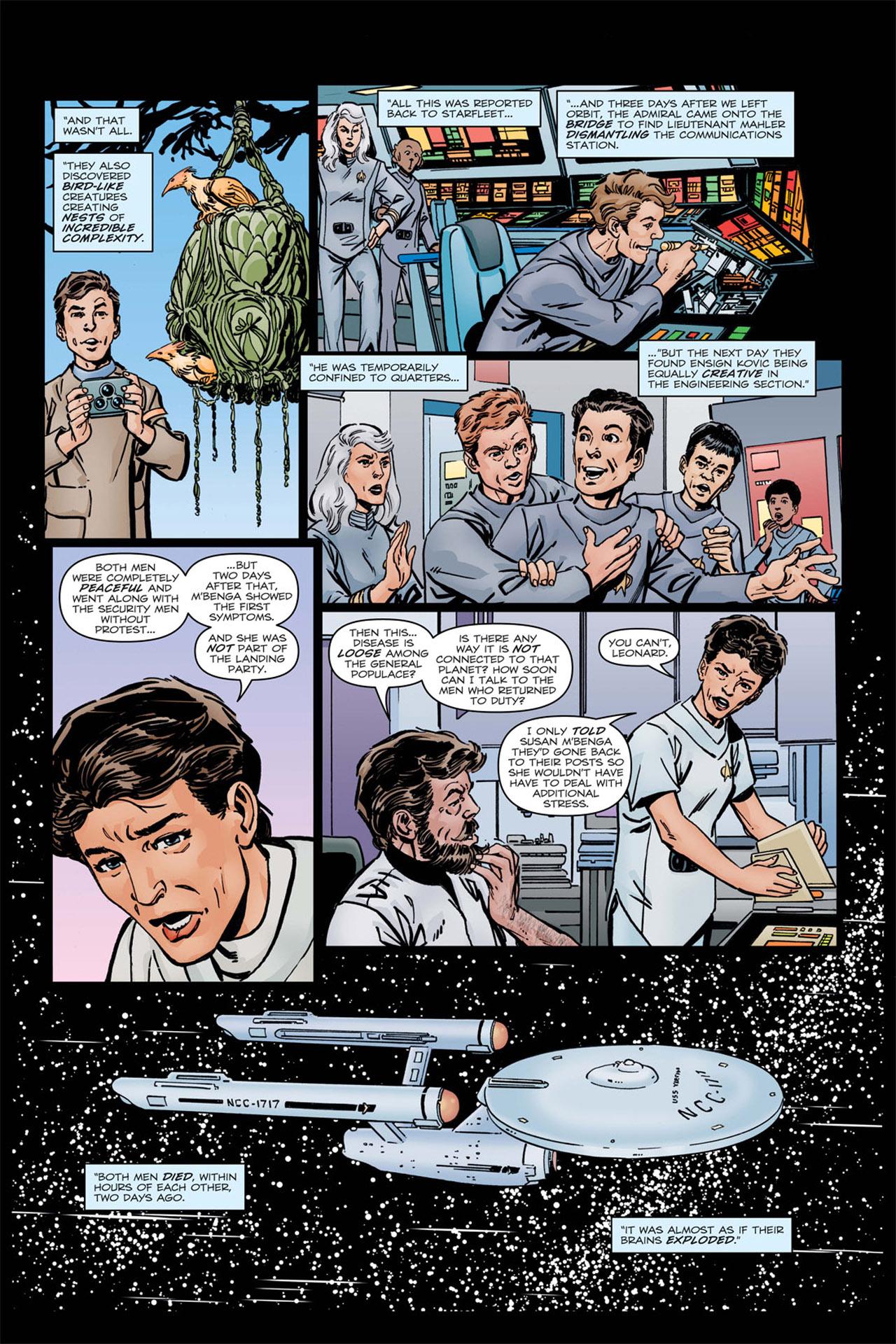Read online Star Trek: Leonard McCoy, Frontier Doctor comic -  Issue #4 - 10