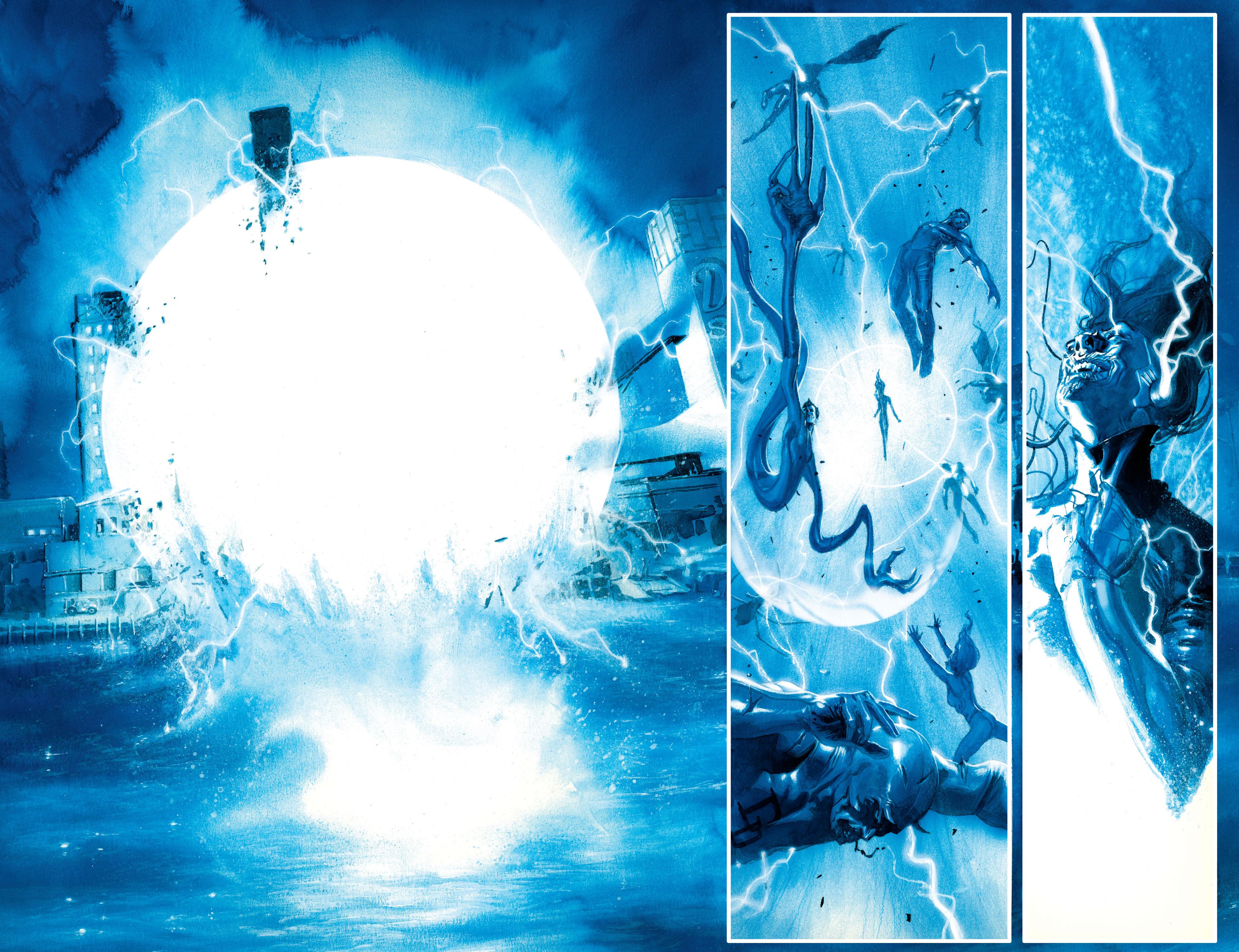 Read online Secret War comic -  Issue # Full - 91