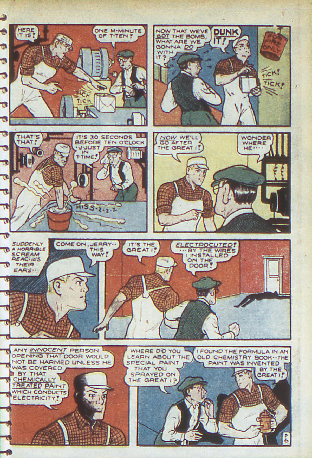 Read online Adventure Comics (1938) comic -  Issue #54 - 46