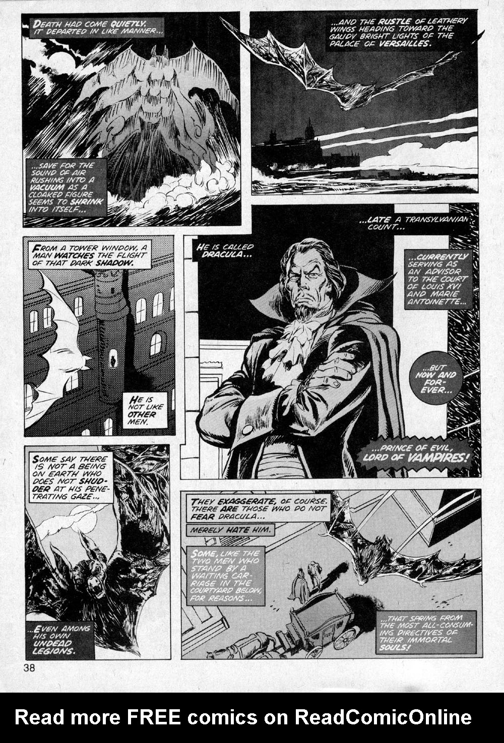 Dracula Lives issue 6 - Page 34