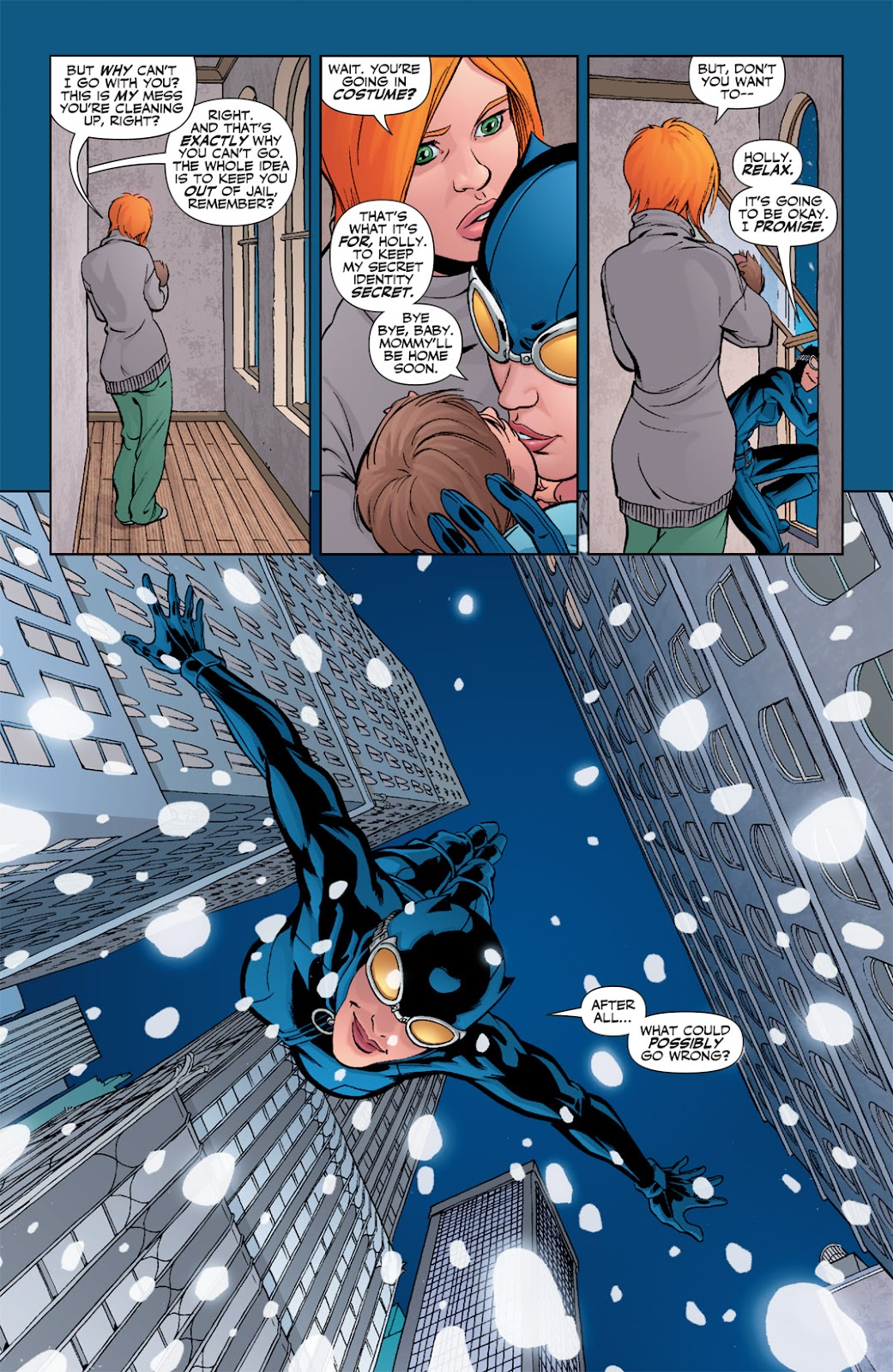 Catwoman (2002) Issue #63 #63 - English 15