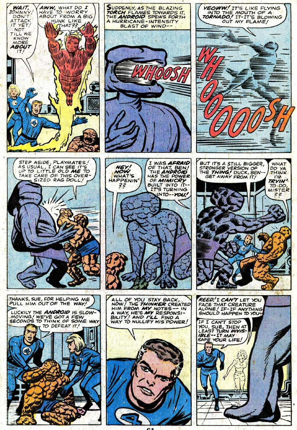 Giant-Size Fantastic Four issue 5 - Page 63