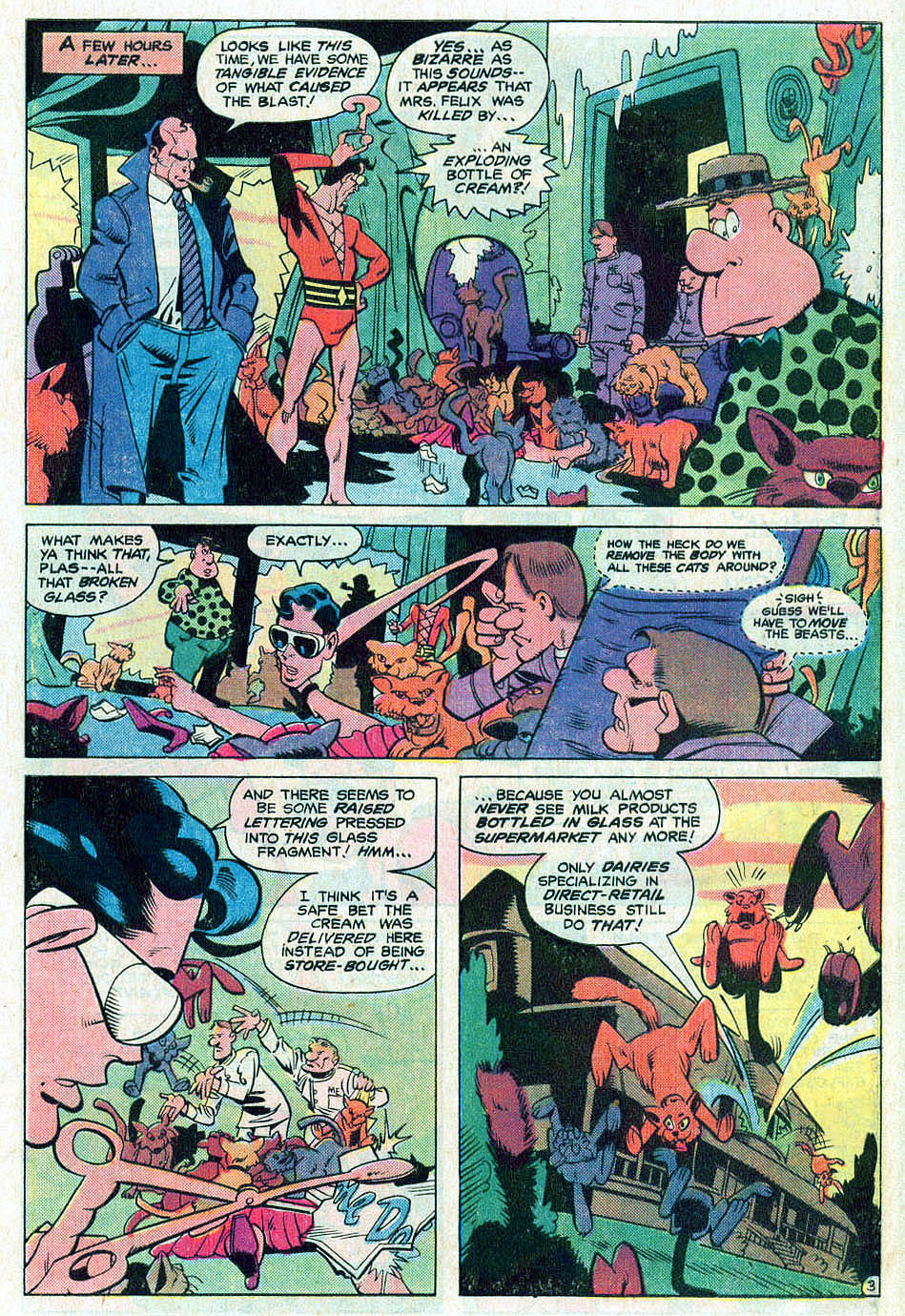 Read online Adventure Comics (1938) comic -  Issue #476 - 21