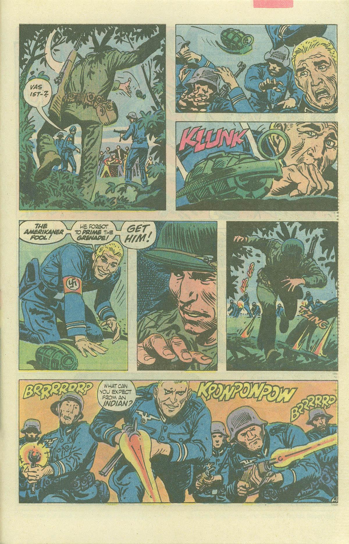 Read online Sgt. Rock comic -  Issue #382 - 30
