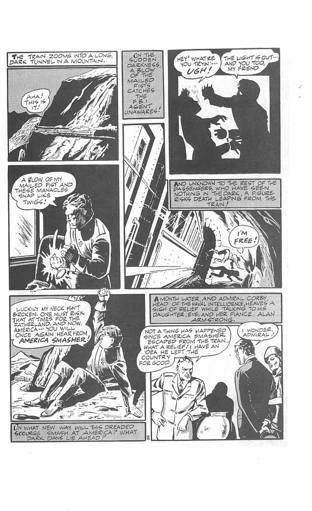Read online Golden-Age Men of Mystery comic -  Issue #10 - 11