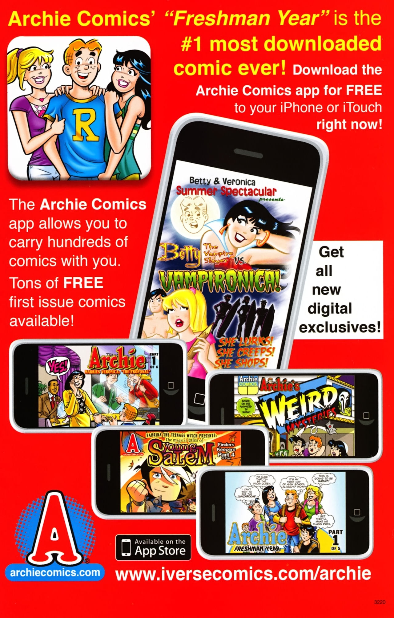 Read online Archie (1960) comic -  Issue #611 - 8