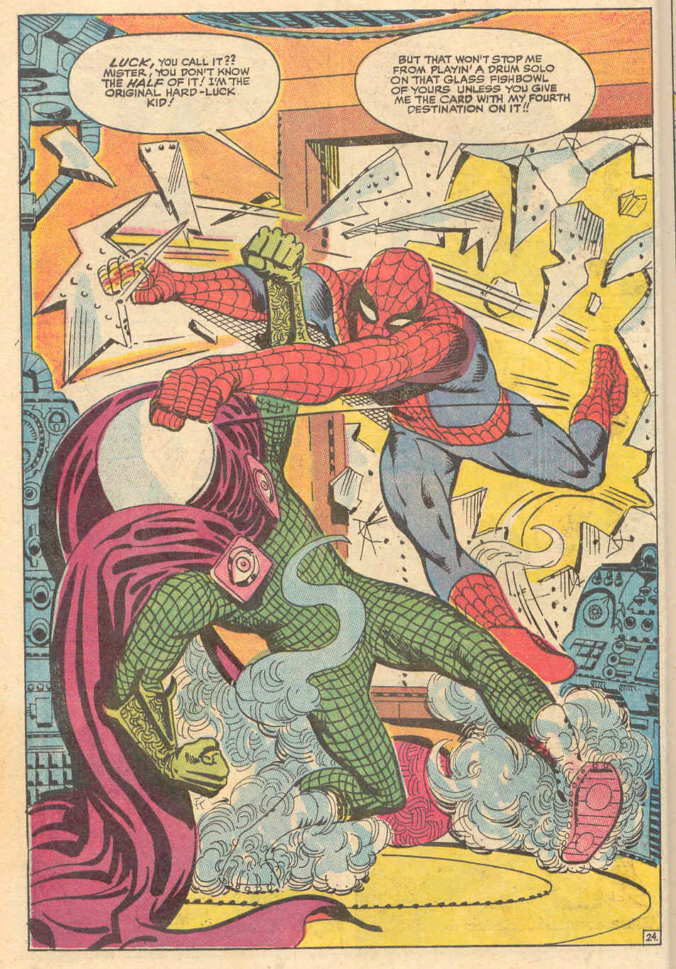 The Amazing Spider-Man (1963) _Annual_6 Page 24