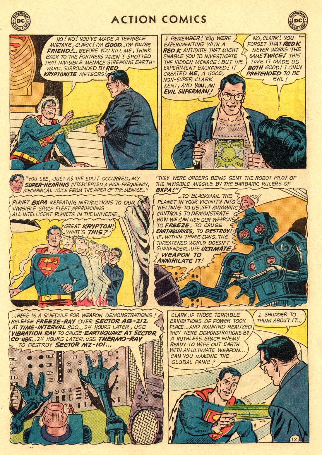 Read online Action Comics (1938) comic -  Issue #312 - 14