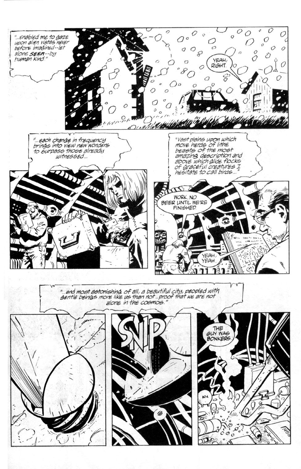 Dark Horse Presents (1986) Issue #142 #147 - English 21