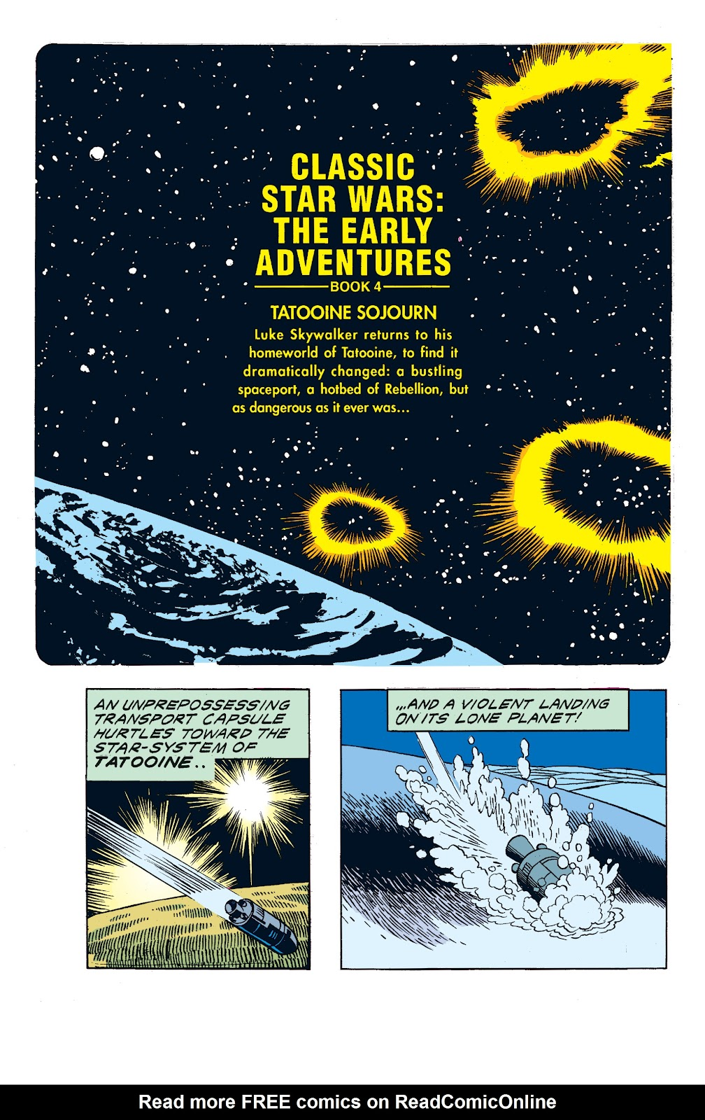 Read online Star Wars Legends: The Newspaper Strips - Epic Collection comic -  Issue # TPB (Part 2) - 21