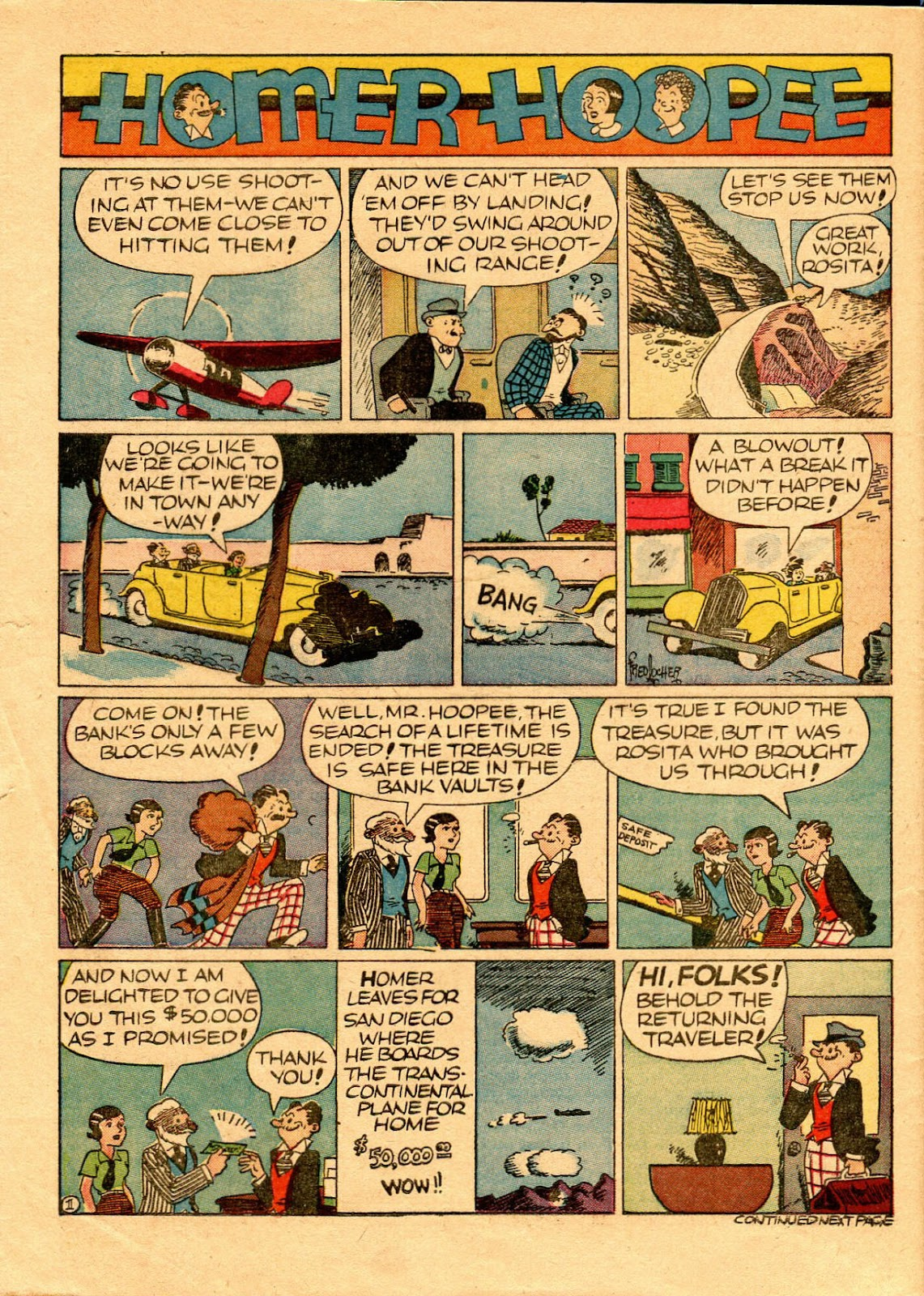 Read online Famous Funnies comic -  Issue #67 - 61