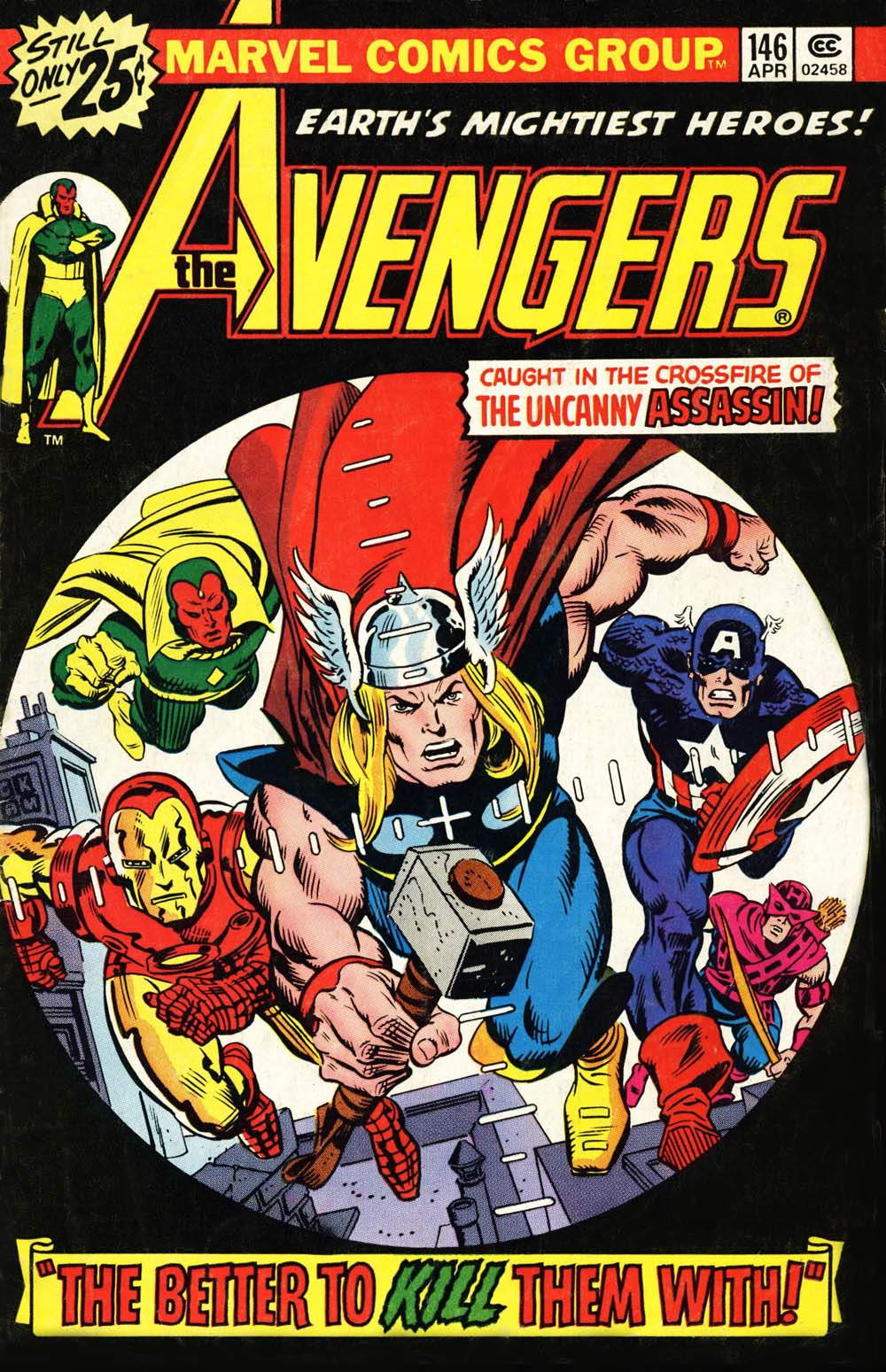 The Avengers (1963) 146 Page 1