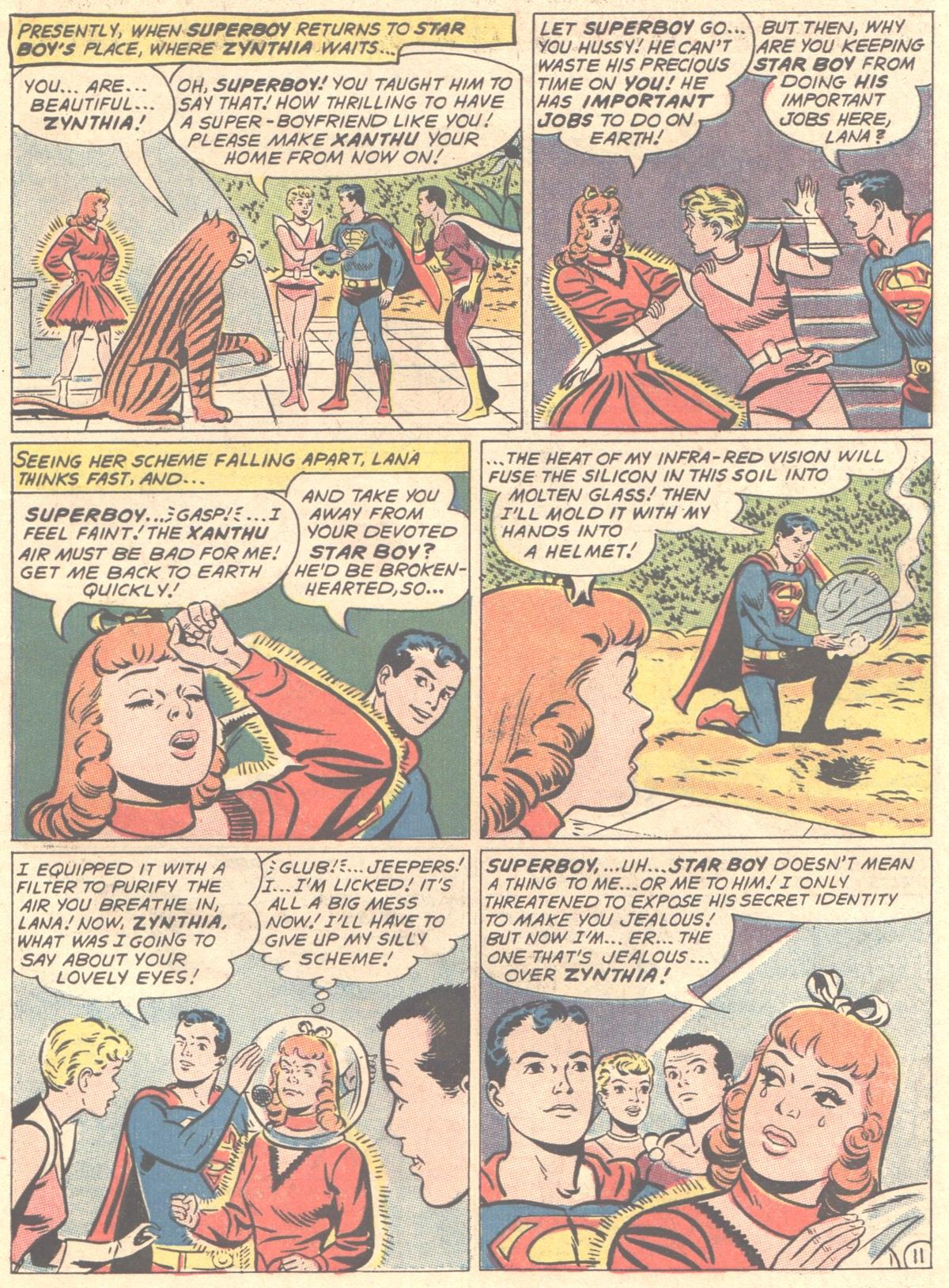 Read online Adventure Comics (1938) comic -  Issue #356 - 31